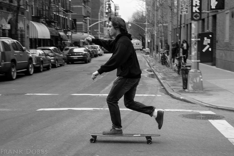 Skateboarder in crossroads021301-3