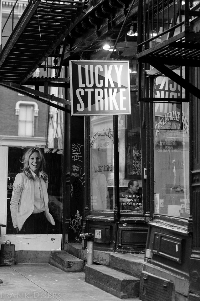 lucky Strike 022801