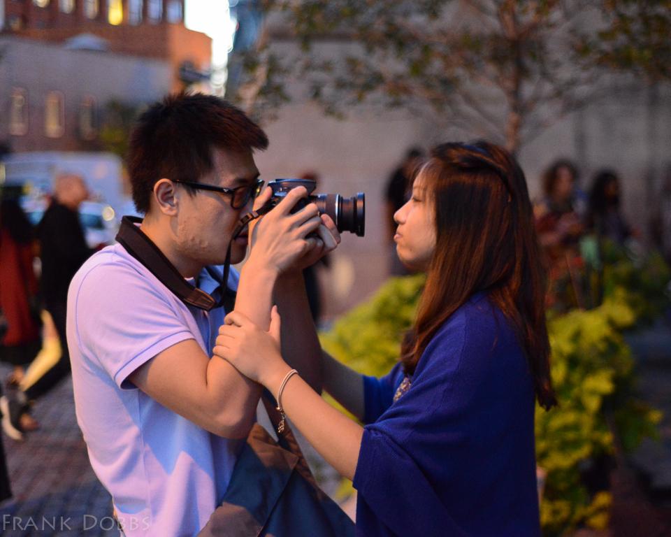 2013 September 28, 2013 DSC_1797 Ready for her closeup - Dumbo Arts Festival_