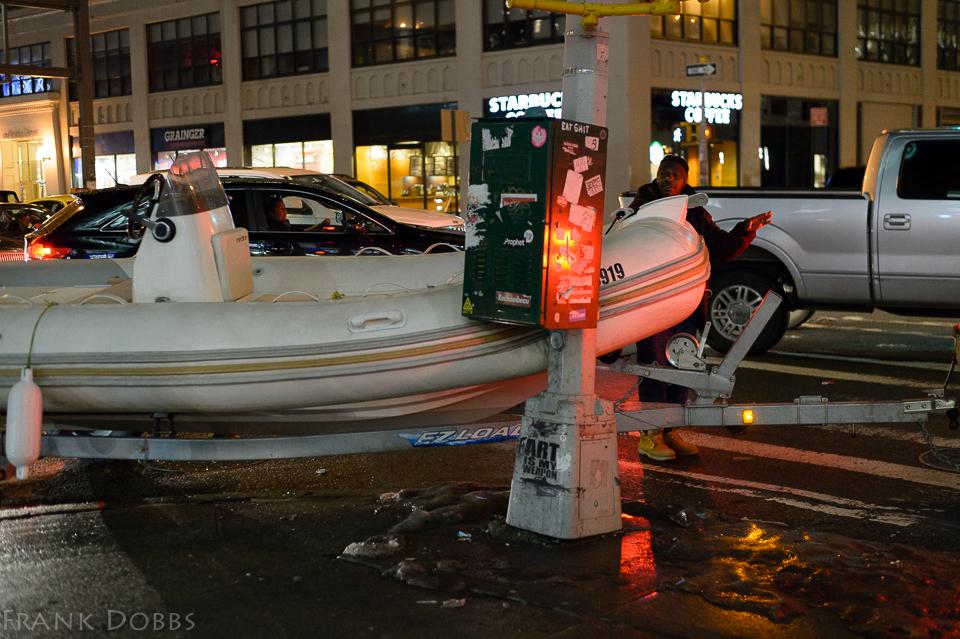 Aground in Manhattan022101