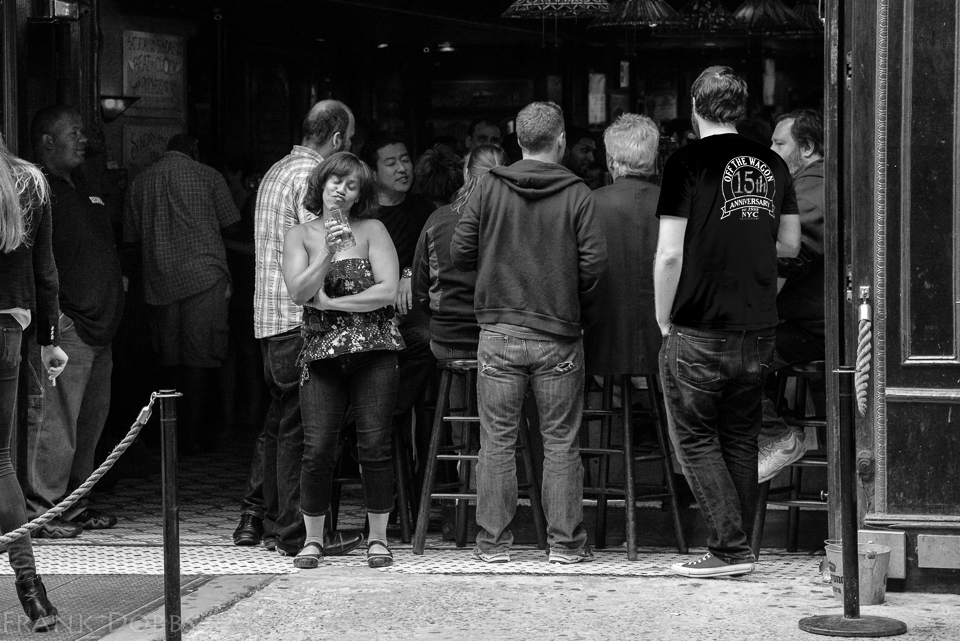 Off The Wagon - Bar on MacDougal St. 20140529 4624