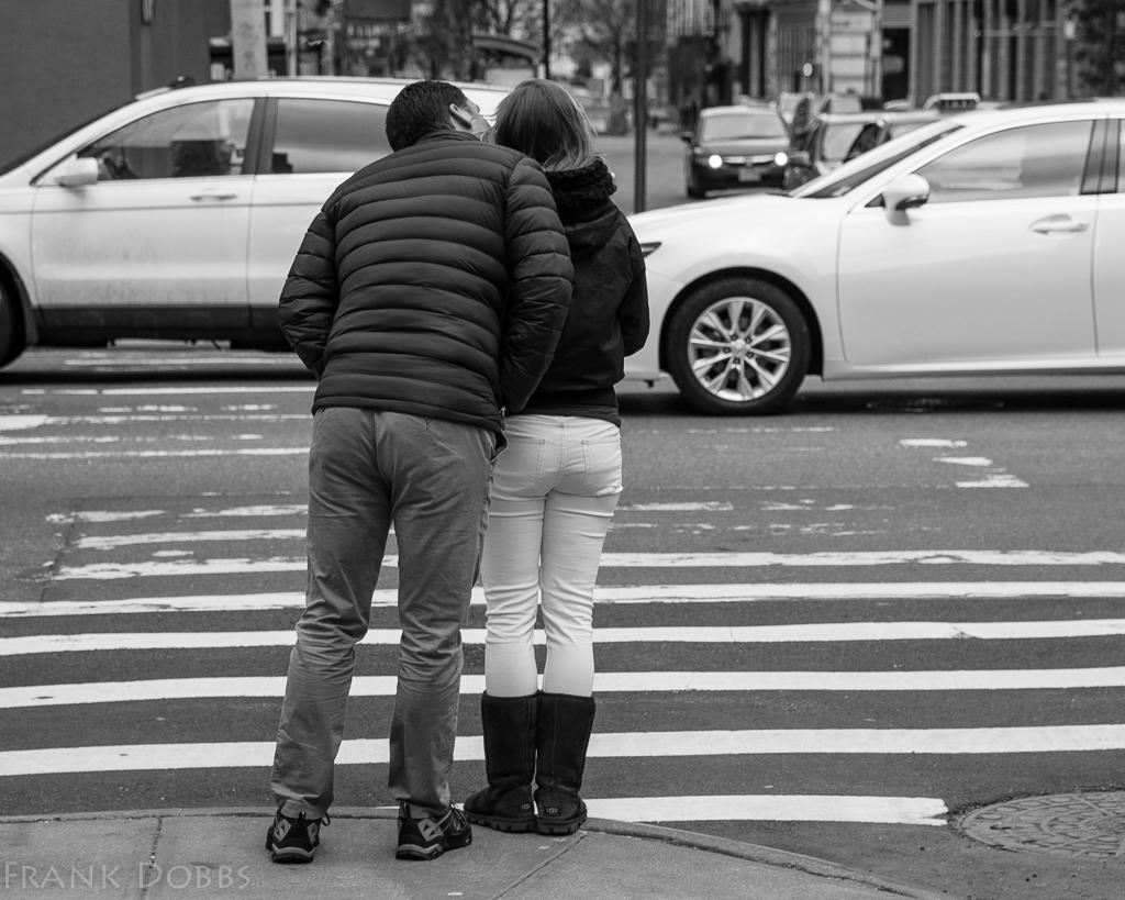 Merging at a crosswalk -20150315 - 2407