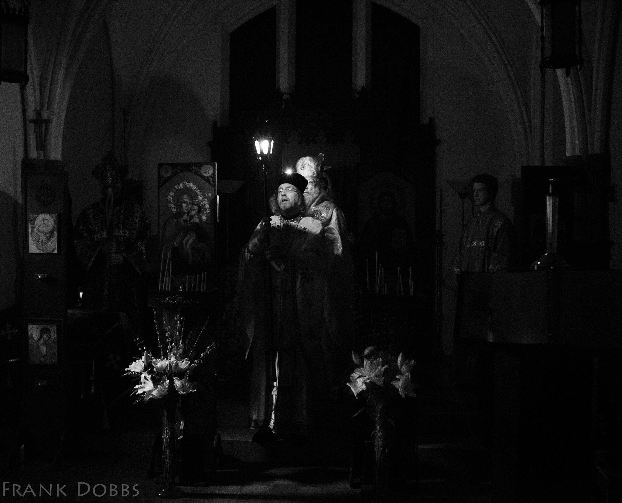 The Light of Christ illumines all people... 041101